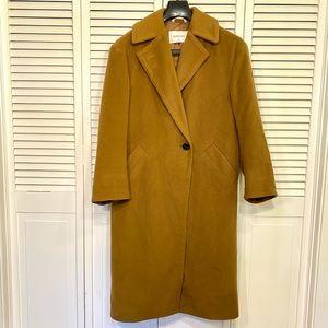 Babaton Long Wool Winter Coat